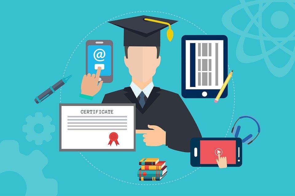 التعليم عن بعد و دوره في نظام التعليم الإلكتروني