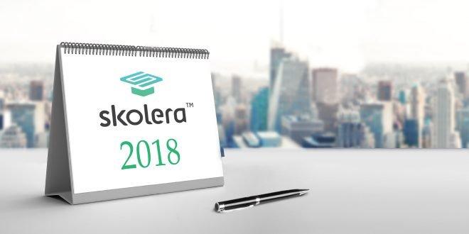 كيف كان عام 2018 مع سكوليرا؟