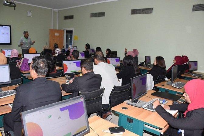 برنامج تدريبي خاص - مدارس النيل - سكوليرا