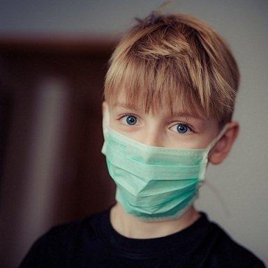 فيروس كورونا - كمامة - الأطفال أقل عرضة للإصابة بالفيروس