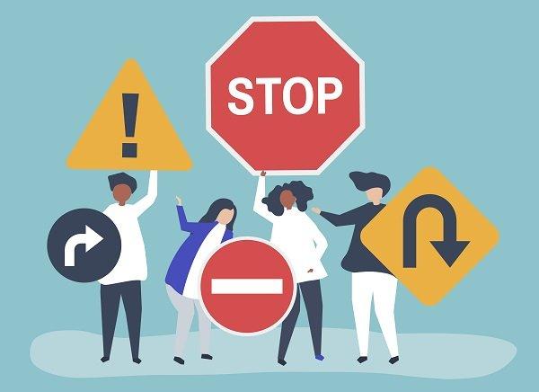 التعلي عن بُعد - قواعد الفصل الافتراضي