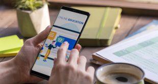 التعليم المتنقل - تطبيق التعلم سكوليرا