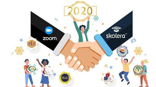 الشراكة بين سكوليرا و Zoom Education